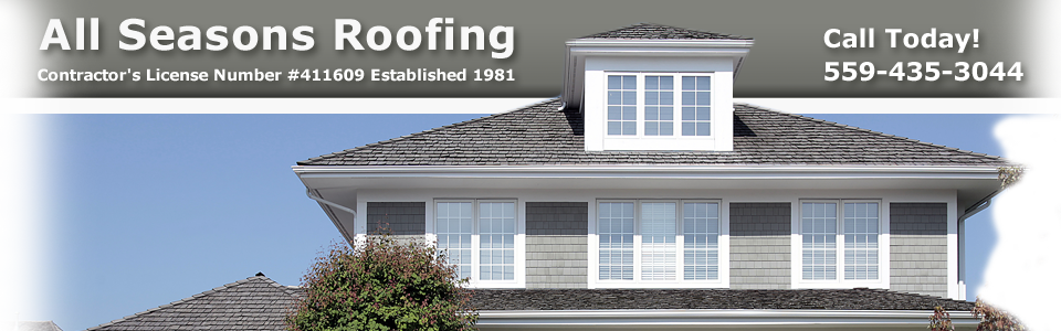 All Seasons Roofing in Fresno, CA